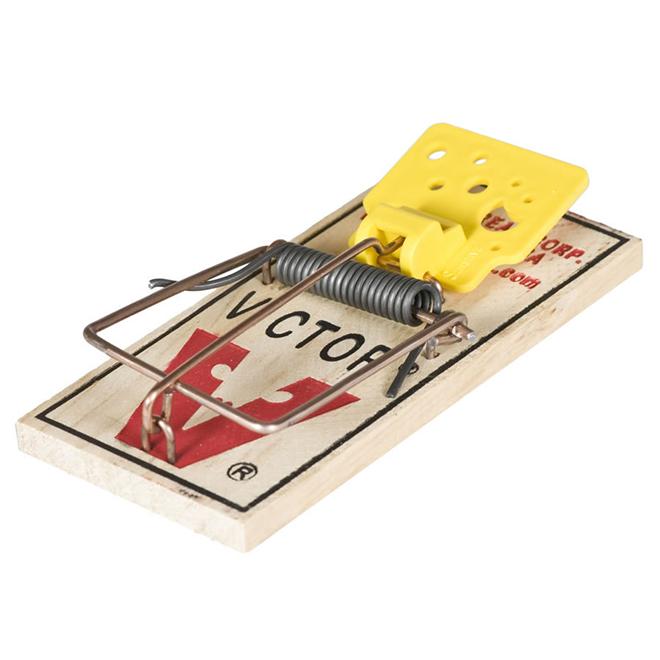 Easy Set No Bait Mouse Trap