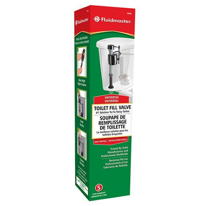 Soupape de vidange anti-siphon pour réservoir
