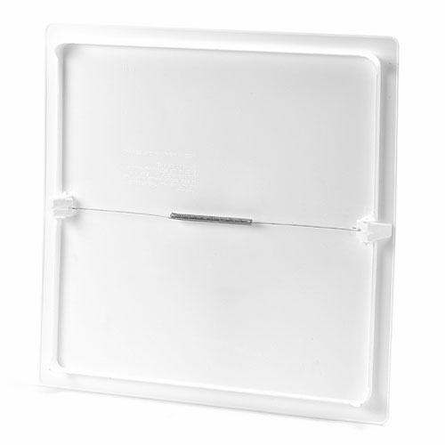 "14"" x 14"" White Polystyrene Access Panel"