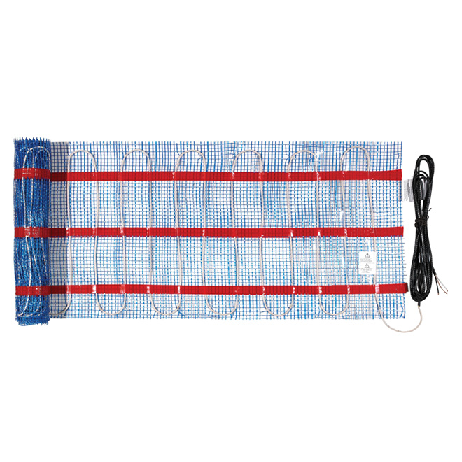 "Warm Tiles(R) Floor Warming Mat Kit - 20"" x 13.33'"