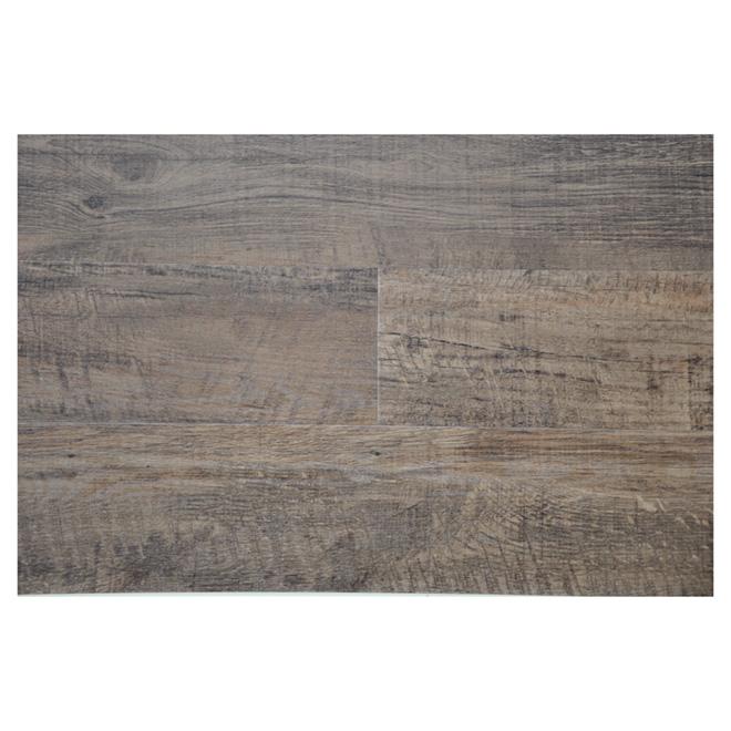 "Vinyl Plank Flooring,  47.91"" x 5.75""-  Dover"