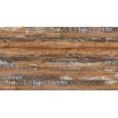 Planche murale «bois de grange»