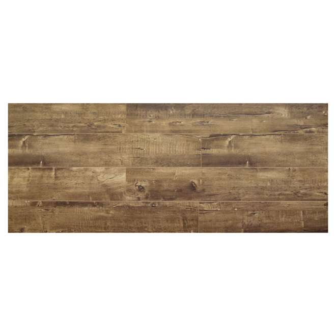 Laminate Flooring 12mm - Matte Finish HDF - Smoke
