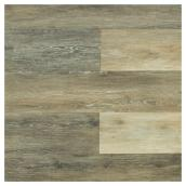 Flooring Tiles - Composite/PVC - 15.3 ft² - Storm Grey