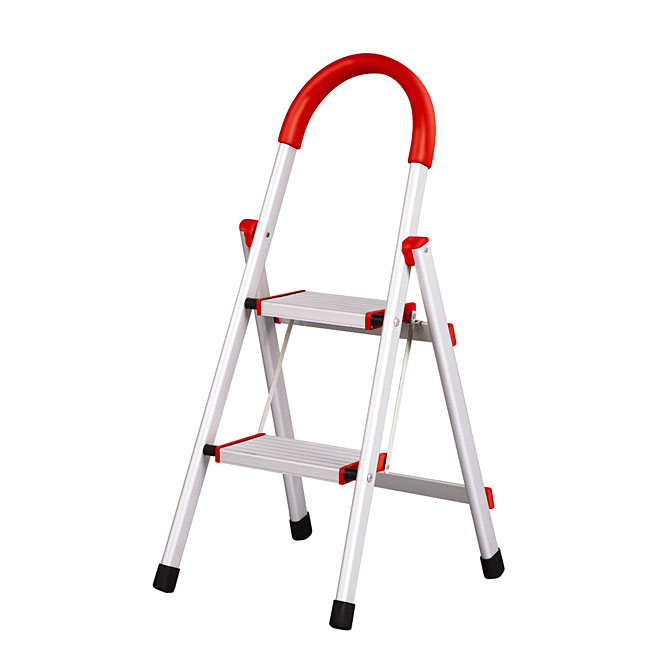 2 Steps Folding Ladder