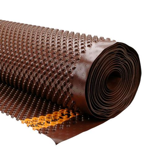 """Membrane imperméable pour fondation, 8' x 65' 7"""""""