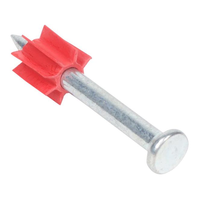 Clous pour membrane imperméable, 1 1/2 po