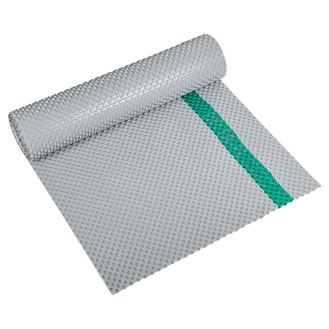Membrane isolante pour plancher, Delta-FL, 3.5' x 30'
