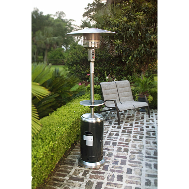 Styles Selections Propane Gas Patio Heater - 48,000 BTU - 87-in