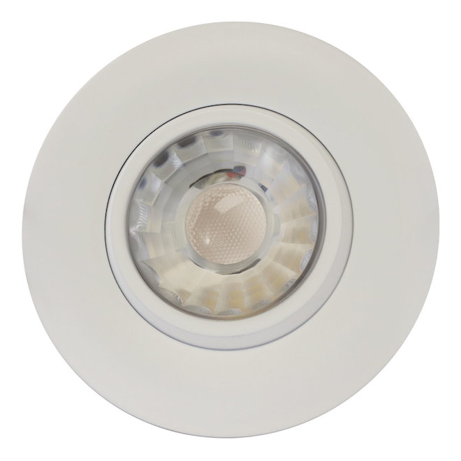 Dimmable Recessed Light - Trenz - 7.5W LED - White