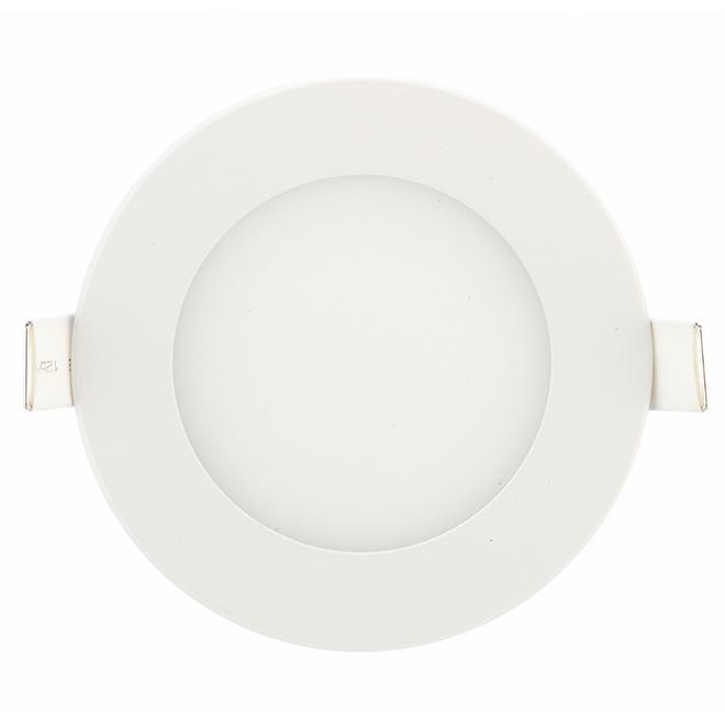 Luminaire encastré à intensité réglable, Trenz, DEL 9 W