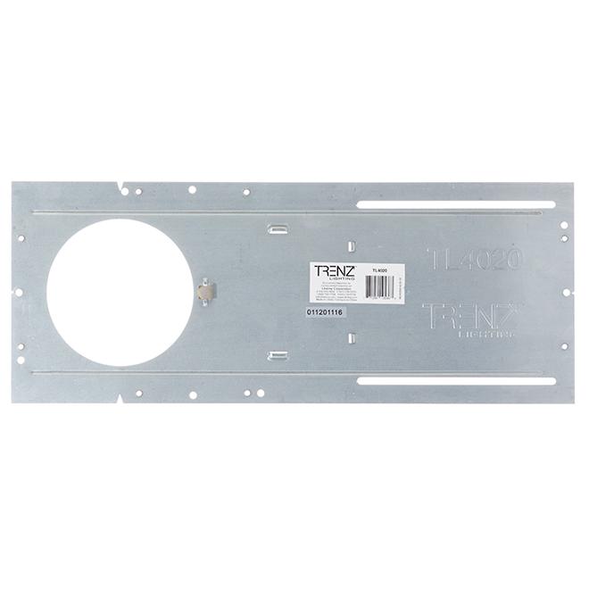 """Aluminium Mounting Plate - 4"""""""
