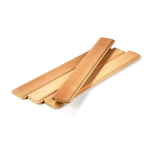 """""""V-Joint"""" Clear Cedar Siding (4 x 11/16)"""