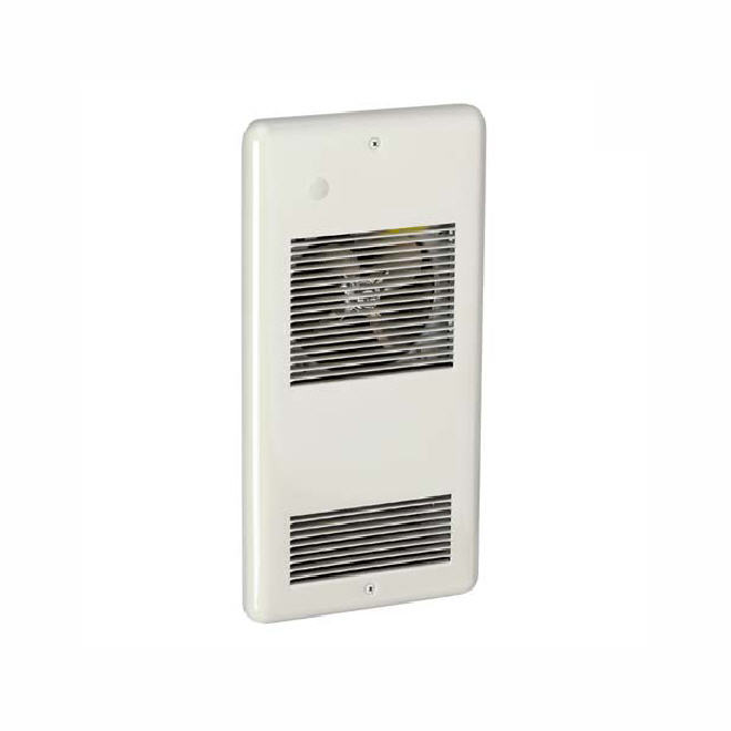 Fan Heater - 75 CFM - 1500 W/240 V - White