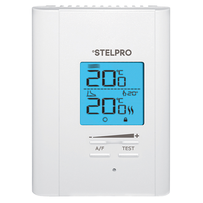 Stelpro Non-Programmable Thermostat - 240 V - 3840 W