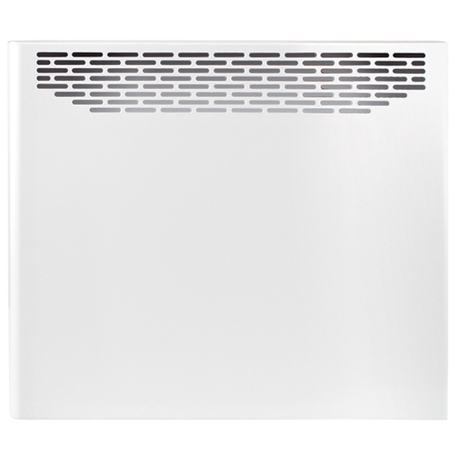 Convecteur électronique, 1000 W, blanc