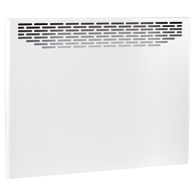 Convecteur sans thermostat, 1000 W, blanc