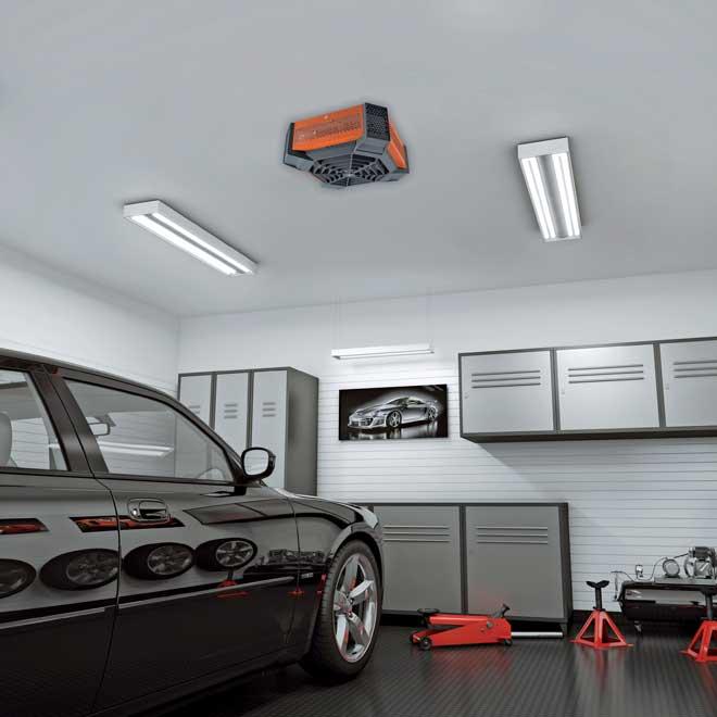 Garage Convection Heater