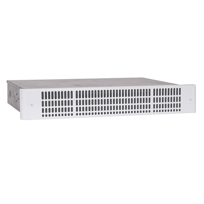 Kick Space Heater - 240 V - 1000 W - Steel - White