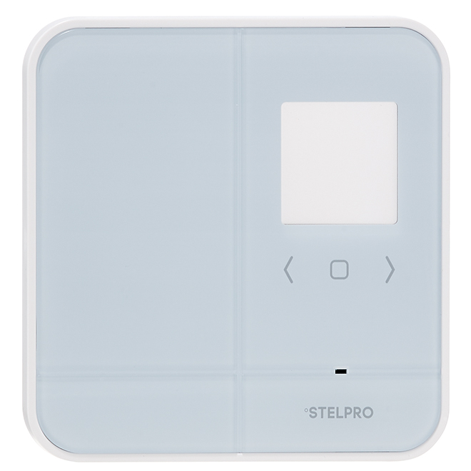 Thermostat intelligent, 4000 W, blanc