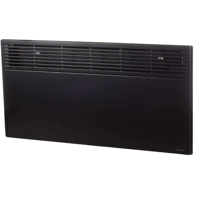 Convector with Thermostat Orleans - 2000 W - Black
