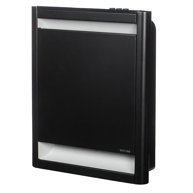 Stelpro Fan Heater - Orléans - 208-240V - Black
