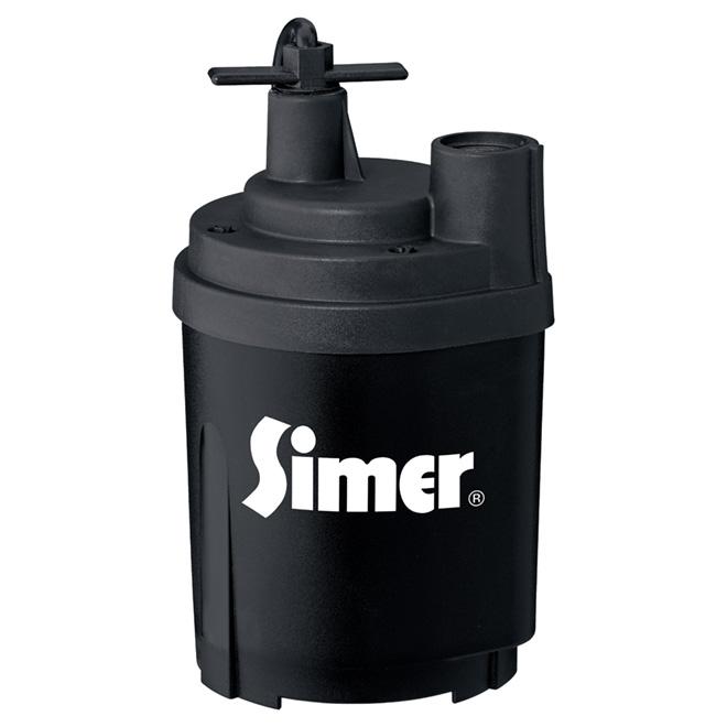 1/4-HP utility pump