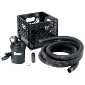 Utility sump pump kit