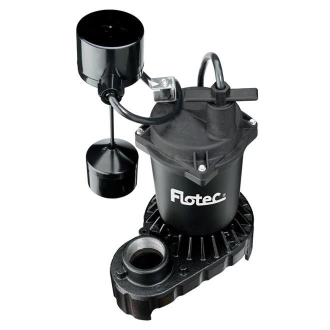Submersible Sump Pump - 1/2 HP