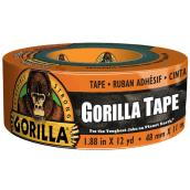 "Adhesive Tape - Tough - 1.8"" x 12 yd - Black"