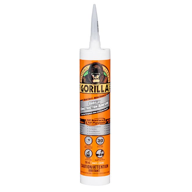 Heavy Duty Construction Adhesive - 266ml - White