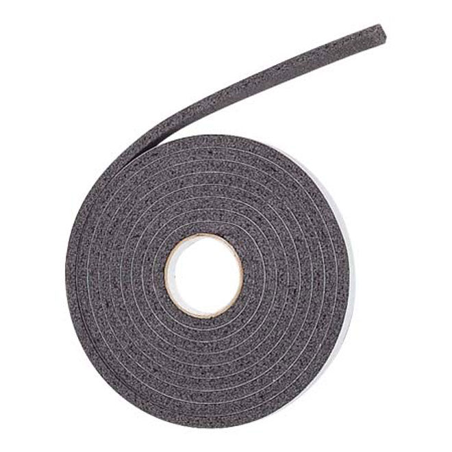 RCR Closed-Cell Foam Weather stripping Tape CF12007   RONA