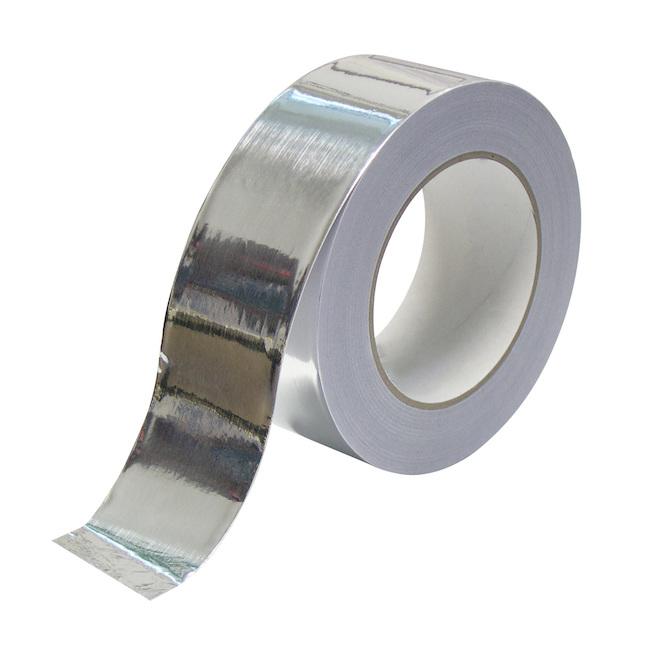 "Self-Adhesive Aluminum Foil Tape 2"" x 147"""