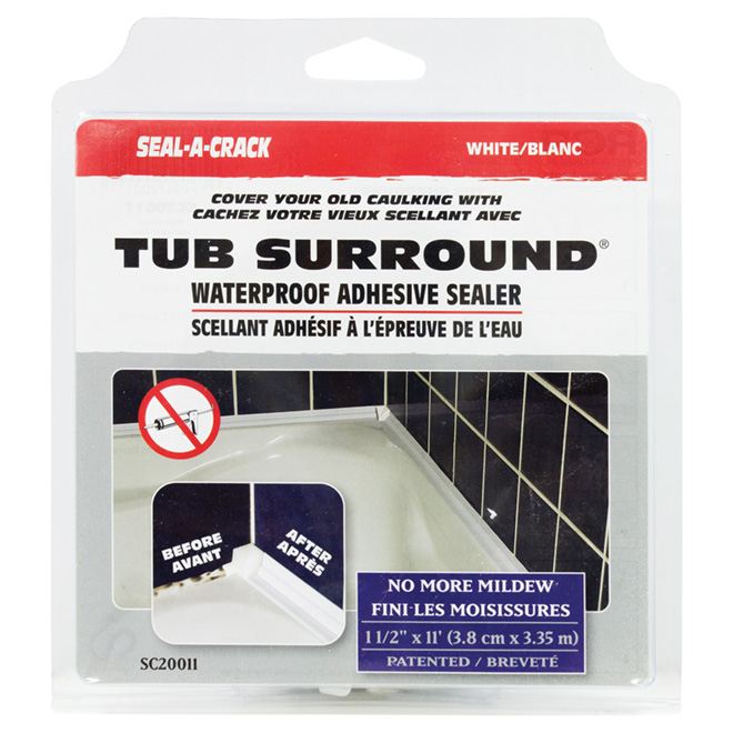 Bath contour tape