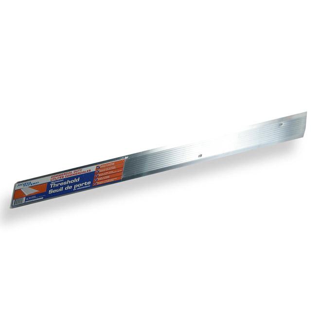 "Commercial Aluminum Threshold - 5"""