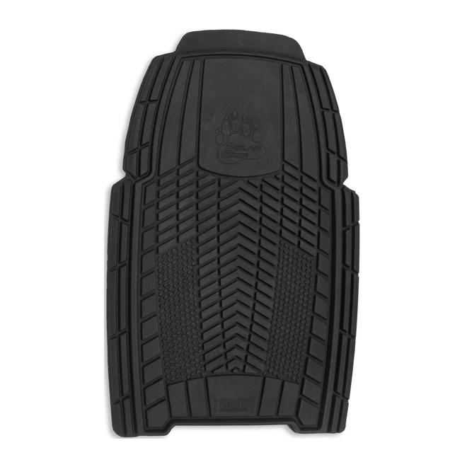 """Car Floor Mat - Front - 20"""" x 31 1/2"""" - Black"""