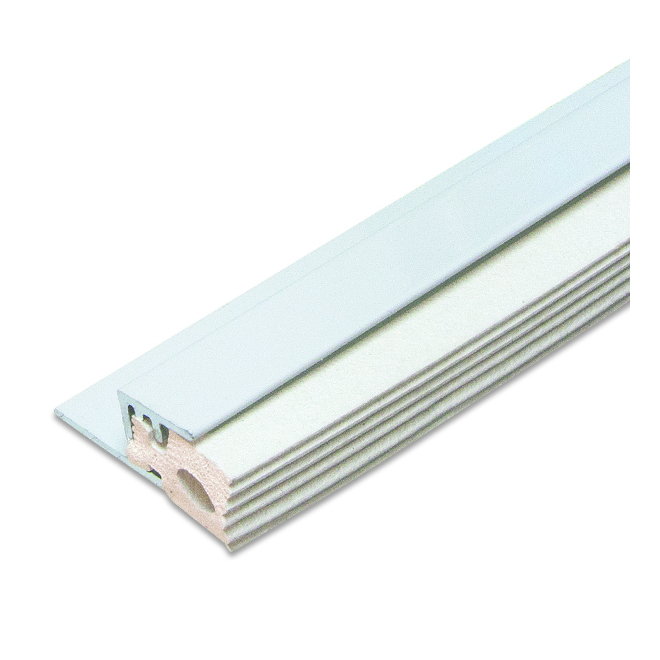 Aluminum and Rubber Weather stripping Set