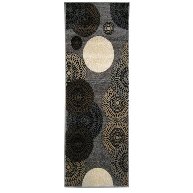 RCR Olefin Carpet - Soledad - 26-in x 60-in - Grey