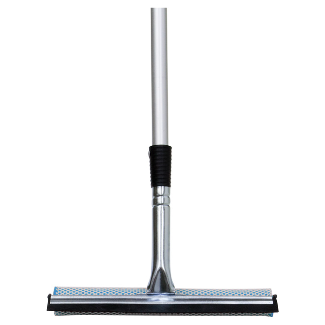 "Squeegee - ""TopsiClean"" Sponge Squeegee with Telescopic Pole"