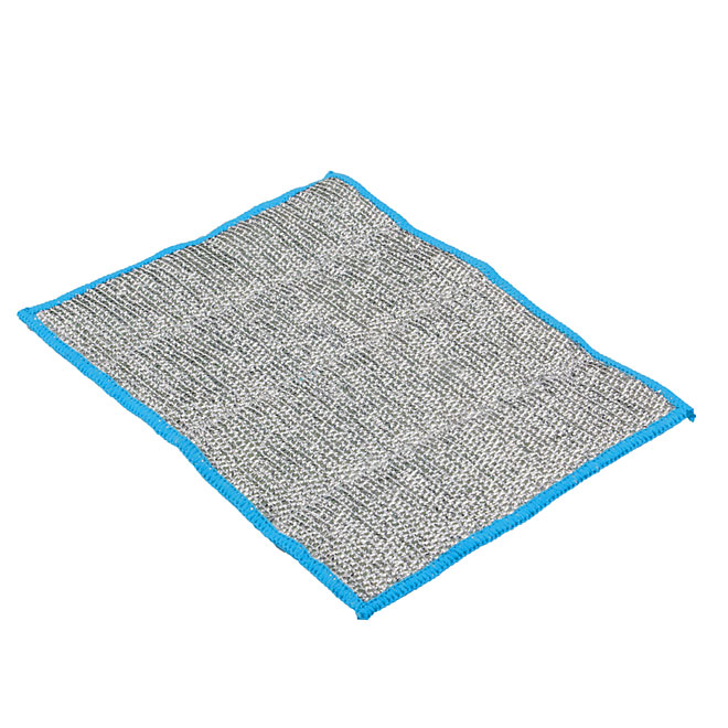 Microfiber Cleaning and Scrubbing Cloth - 2-Pack