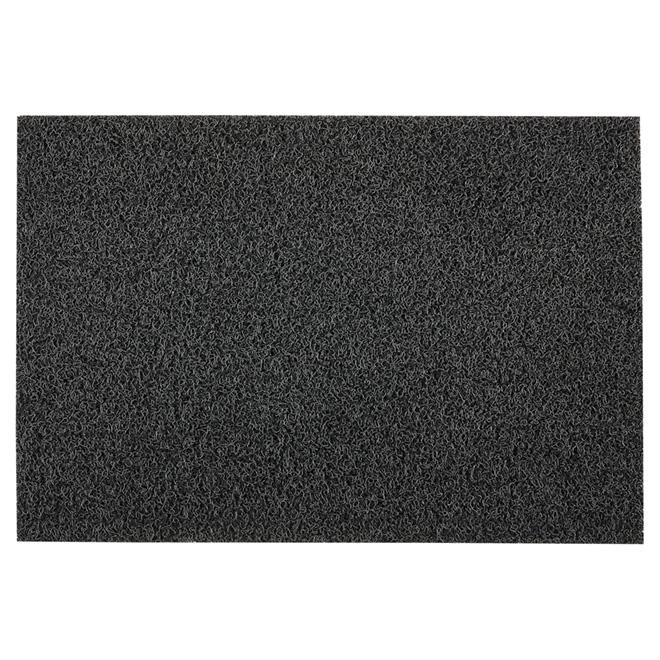 PVC Door Mat, Grey
