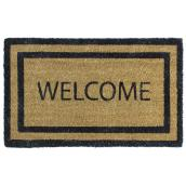 """Welcome"" Coco Mat"