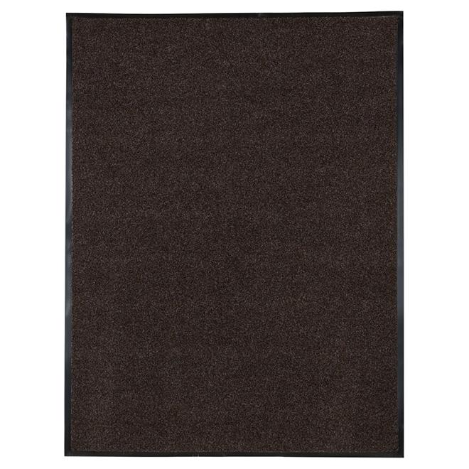 tapis puma en polypropyl ne int rieur ext rieur brun. Black Bedroom Furniture Sets. Home Design Ideas