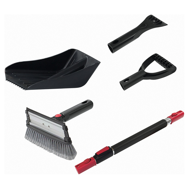 """Snow Brush and Shovel - 35"""" to 48"""""""