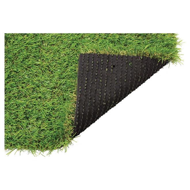 """Grass Mat - """"Lounge"""" - 5' x 7' - Green"""