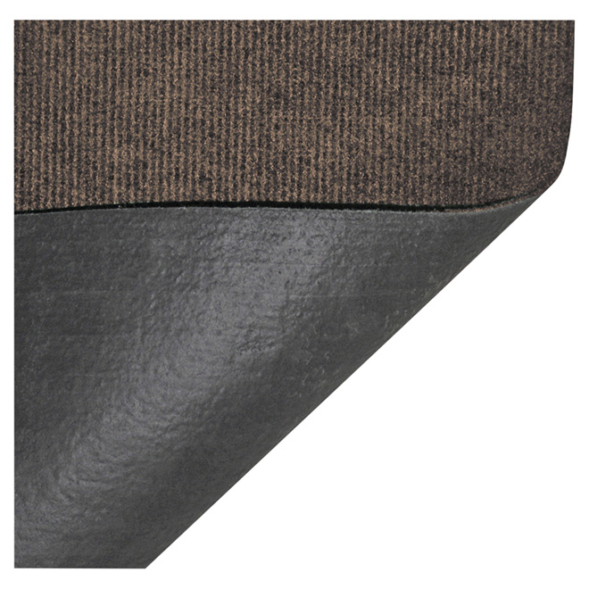"""Indoor/Outdoor Carpet """"Opus"""" 12' Width - Brown"""
