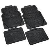 Car Mat Kit - Black - 2 Front/2 Rear