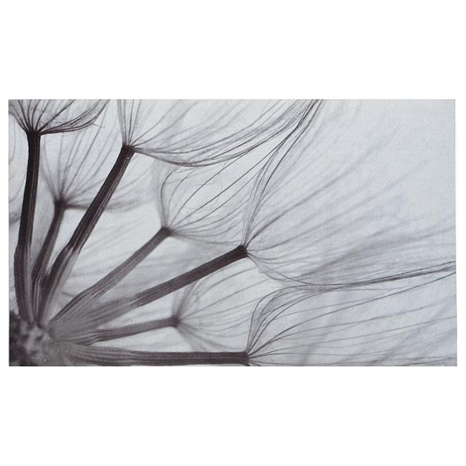 Decorative Mat - Grey - 18'' x 30''