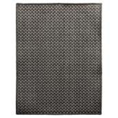 Decorative Mat - Chronos - Dark Grey - 26'' x 36''