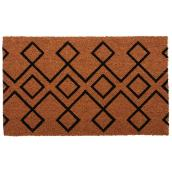 Carpette coco Cordial, Tribal, 18